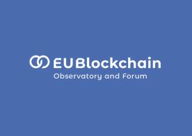 EU Blockchain Forum Logo